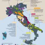Les vignobles italiens