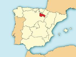 La Rioja est située à 200 km au sud des Pyrénées