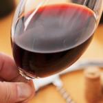 Observez la robe du vin par au niveau de la frange, ses nuances y sont plus marquées