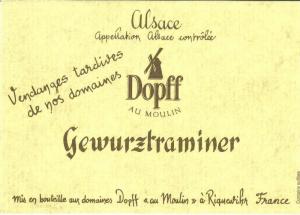 La fraîcheur et les arômes du Gewürztraminer accompagnent parfaitement un plat épicé