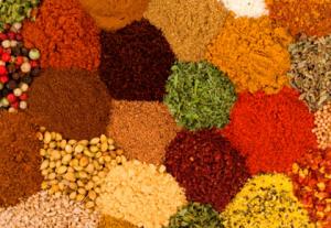 Le curry est un assemblage d'un grand nombre d'épices
