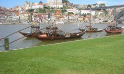 Vila Nova de Gaia faisant face à Porto, de l'autre côté du Douro.