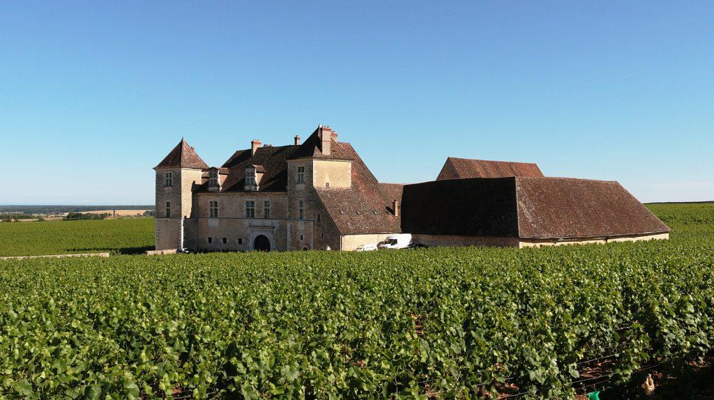 le Clos Vougeot, emblème de la Bourgogne