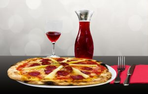 Quel vin pour accompagner une pizza?