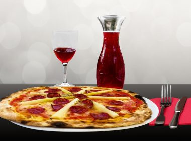 Quel vin pour accompagner une pizza ?