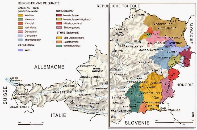 Pourquoi Faut Il S Interesser Au Vignoble Autrichien Vins Du Monde