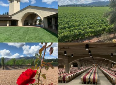 La Robert Mondavi winery