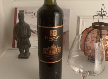 vin chinois yantai changyu noble dragon